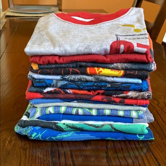 ❌SOLD❌Lot of Boys Pajama Sets